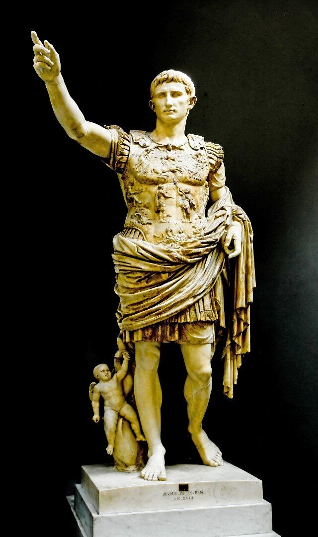 Prekyba senovės Romoje - mphoto.lt
