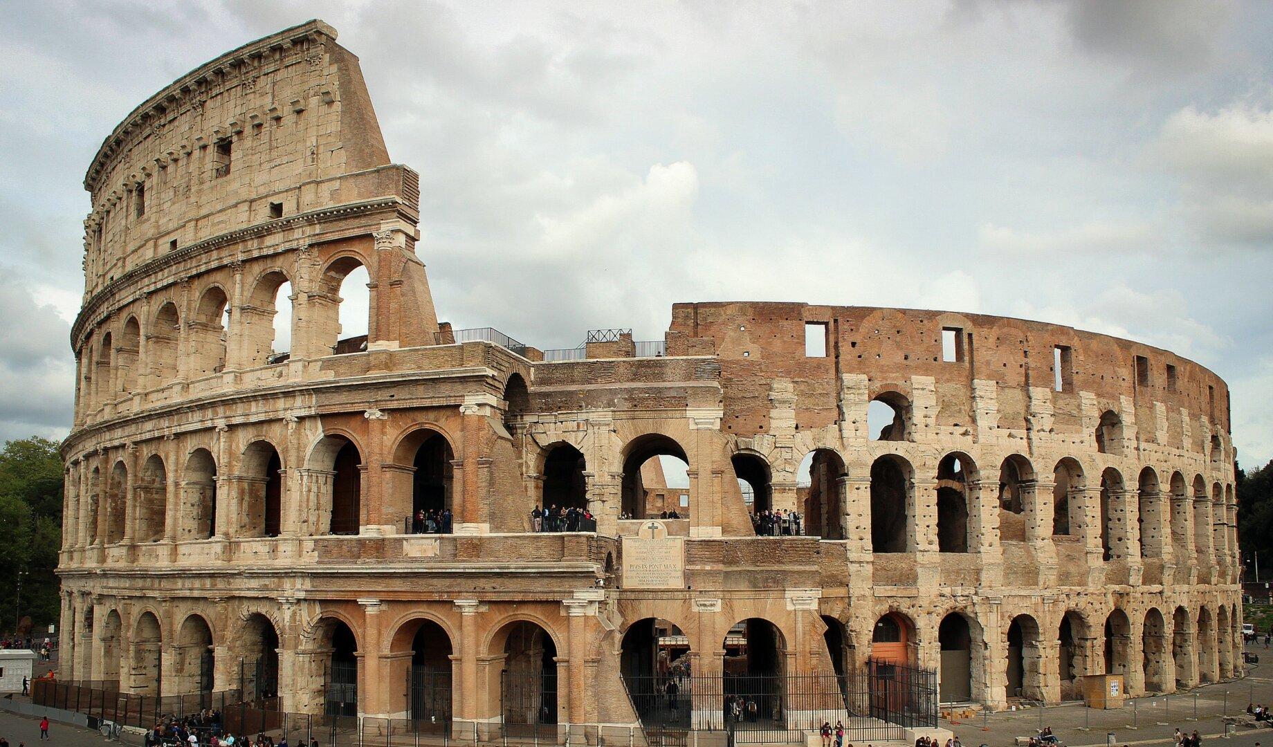 senovės romų prekybos sistema