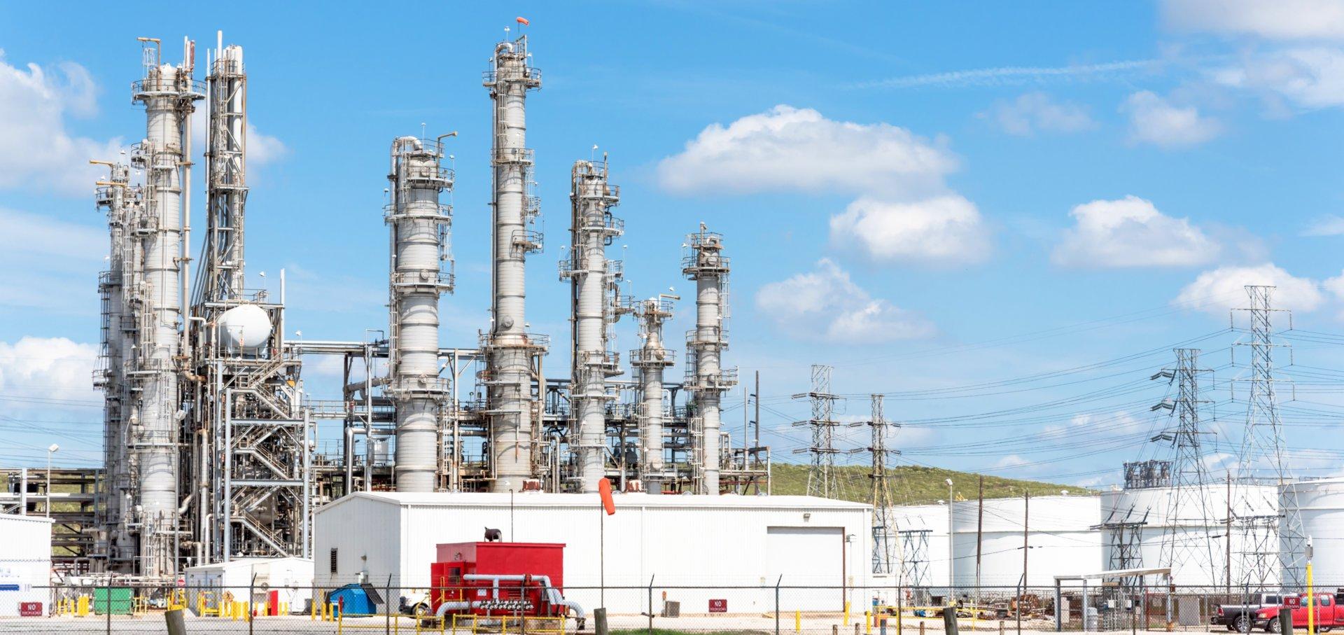 naftos perdirbimo įmonės svorio netekimas