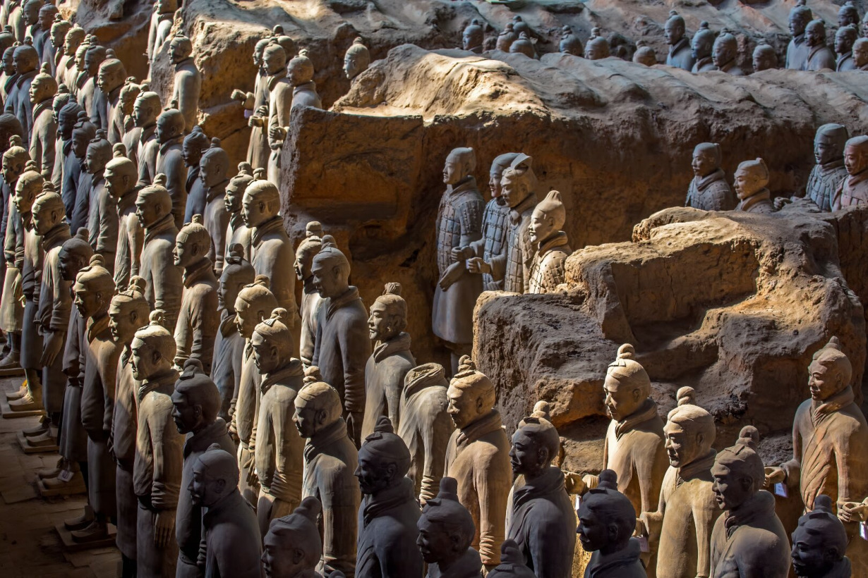 senovės kinų prekybos ir pinigų sistema