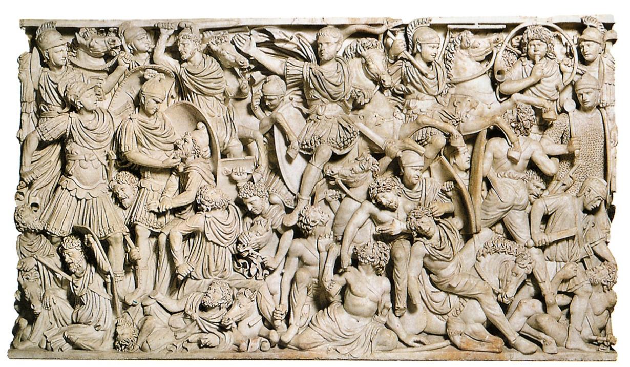 romėnų prekybos sistema)